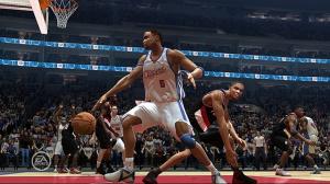 NBA Live 06 fait rebondir la balle
