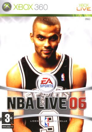 NBA Live 06 sur 360