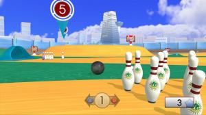 Des courses de boules online avec Rocketbowl