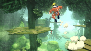 E3 2007 : Naruto : Rise Of A Ninja