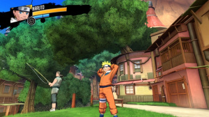 GC 2007 : Naruto Rise of a Ninja