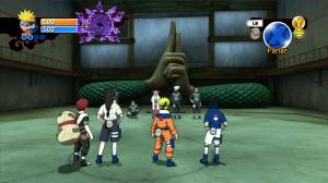 Naruto : Rise Of A Ninja