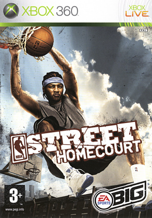 NBA Street Homecourt sur 360