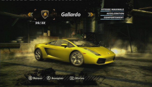 Un sondage pour Need For Speed Most Wanted
