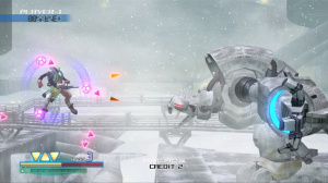 Images : Omega Five en approche