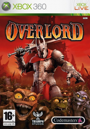 Overlord 1 (Xbox 360)