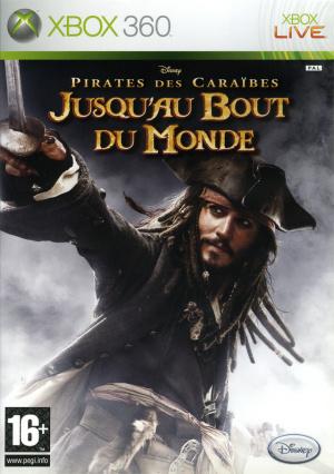 Pirates des Caraïbes : Jusqu'au Bout du Monde sur 360