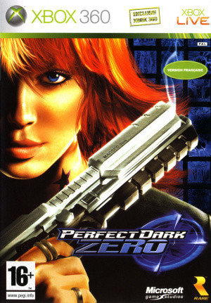 Perfect Dark Zero sur 360