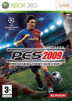 Pro Evolution Soccer 2009 sur 360