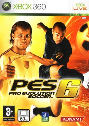 Pro Evolution Soccer 6 sur 360