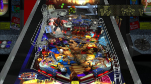 Une table Street Fighter pour Pinball FX