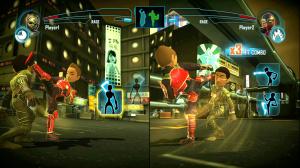 GC 2011 : Images de PowerUp Heroes