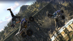 Images : Pure, du Off-Road chez Disney