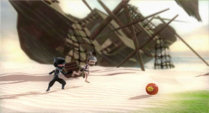 Images : Pirates Vs Ninjas Dodgeball