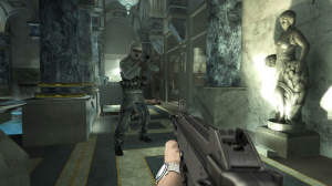 GC 2008 : Images de Quantum of Solace sur 360 et DS