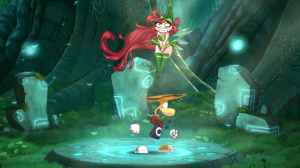 Ubisoft dépose Rayman Legends