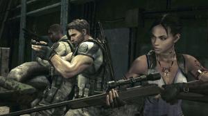 La démo de Resident Evil 5 en approche