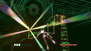 Images : Rez ressuscite sur Xbox Live Arcade