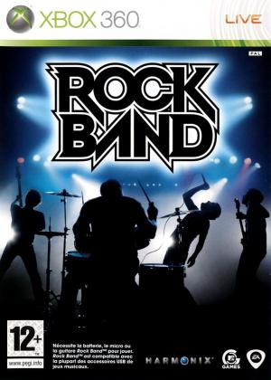 Rock Band sur 360