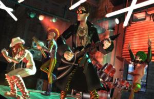 La date de sortie européenne pour Rock Band 2 sur 360