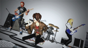 Un Rock Band Jimi Hendrix ?