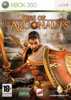 Rise of the Argonauts sur 360