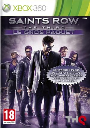 Saints Row : The Third met le paquet
