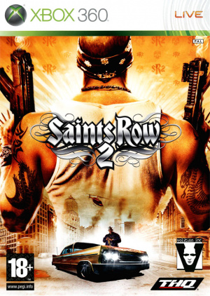 Saints Row 2 sur 360