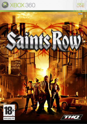 Saints Row sur 360