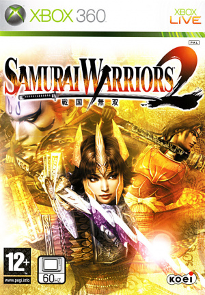 Samurai Warriors 2 sur 360