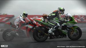 SBK 2011 fait un premier tour de piste en images