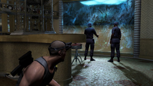 Images : Splinter Cell Double Agent