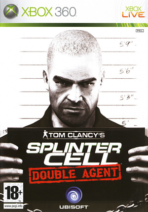 Splinter Cell Double Agent sur 360