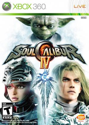 SoulCalibur IV sur 360