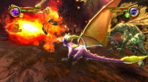 The Legend Of Spyro : Dawn Of The Dragon - Sierra Spring Break '08