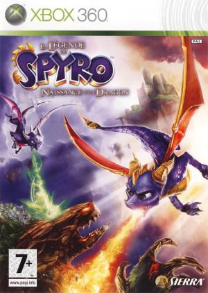 La Légende de Spyro : Naissance d'un Dragon sur 360