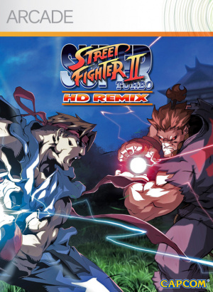 Super Street Fighter II Turbo HD Remix sur 360