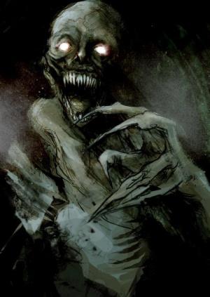 Artworks de Shadows of the Damned
