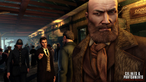 Des images et un site pour Sherlock Holmes : Crimes & Punishments