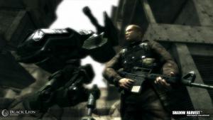 Black Lion annonce Shadow Harvest