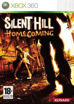 Silent Hill : Homecoming sur 360