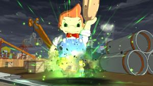 Les Simpsons en démo sur le Xbox Live
