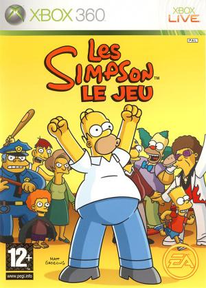 Les Simpson : Le Jeu sur 360
