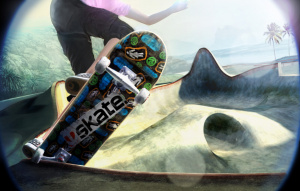 Du contenu payant pour Skate 2
