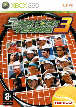 Smash Court Tennis 3 sur 360
