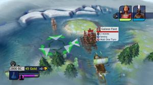 Images : Sid Meier's Civilization Revolution