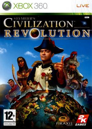 Civilization Revolution sur 360