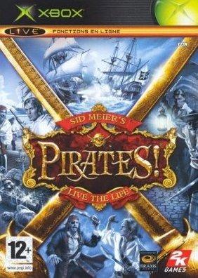 Sid Meier's Pirates! sur 360