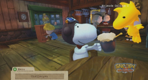 TGS 2009 : Snoopy pilote de chasse