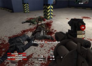 Images : Soldier Of Fortune Payback